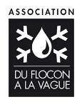 Association Du flocon à la vague